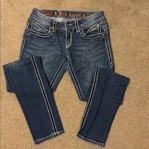 Rock Revival Scarlett Skinny Jeans